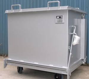 Picture of Drop Bottom Bins 1.1m2